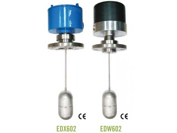 FLOAT LEVEL SWITCH ONE STAGE SERIES - EDW602,EDX602, NEW-FLOW