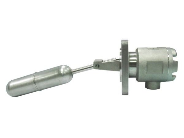 HORIZONTAL MAGNETIC LEVEL SWITCH - LT202 FLANGE TYPE SQUARE FLANGE, NEW-FLOW