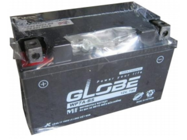 Ắc quy Globe model W7A-BS