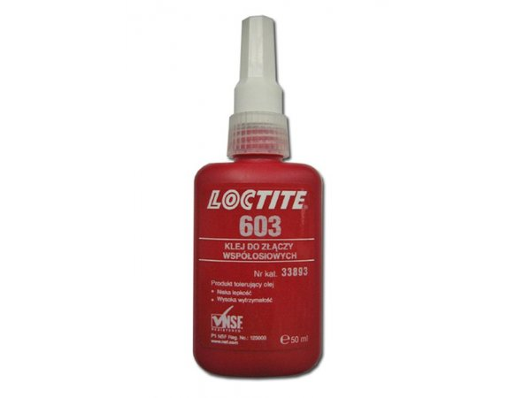 Keo chống xoay Loctite 603